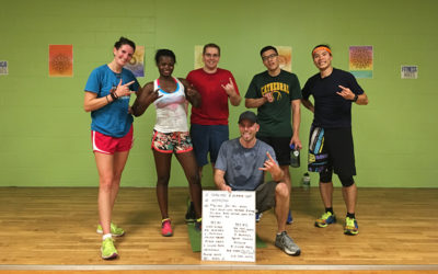 HIIT Workout 10/18/17