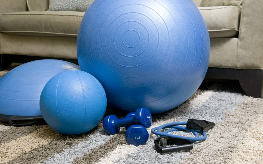 Snow Day Strength & Cardio: A Special At-Home Workout