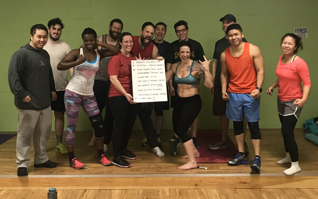 HIIT Hard: A Challenging HIIT Workout