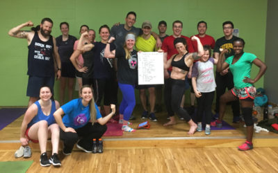 Easiest HIIT Class of the Month…